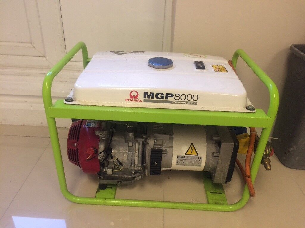 Honda 390 Generator For Sale