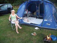 For sale - Vango Icarus 500 5 man tent