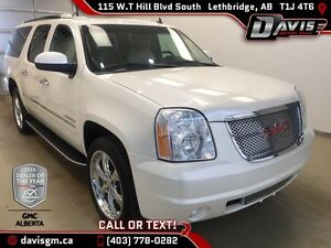 Used 2012 GMC Yukon XL AWD 1500 Denali-Low Mileage,Heated/Cooled