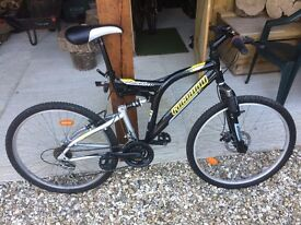 Two adult Mountain Bikes - proceeds of sale going to Lewdown Cricket Club