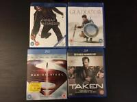 Blu Ray Bundle 2 New and Sealed