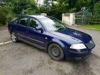 2002 VW PASSAT 1.9 TDI MOT £275