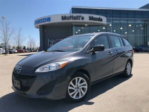 2014 Mazda Mazda5 GS SEATS 6, BLUETOOTH, CRUISE, A/C, ALLOY RIMS