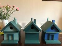 Handmade bird houses for sale