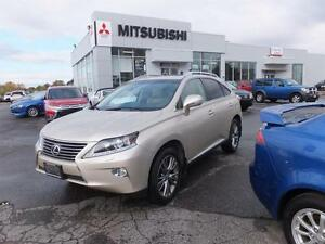 2013 Lexus RX 350 NAV-LEATHER-ROOF-REAR CAMERA-AWD