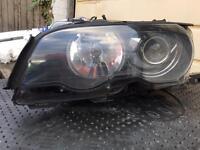 2008 Vauxhall Astra n/s (passenger) Head Light