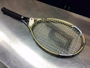 #F019305 Raquette de Tennis PRINCE ACE Ti100   **excellente condition**