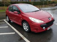 peugeot 307 1.6 hdi diesel 5 doors hpi clear good runner.