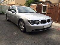 BMW 745i 12 MONTH MOT FANTASTIC Condition FULL SERVICE