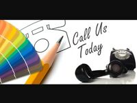 PAINTER AND DECORATOR -- FREE NO OBLIGATION QUOTES !