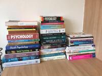 Psychology/Beauty/Massage Books