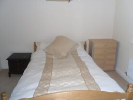 Large double room available Febuary £115 per week in Rugby.
