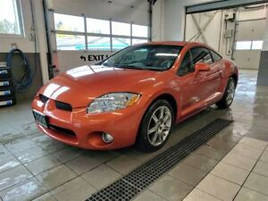 2008 Mitsubishi Eclipse GT-P REDUCED TO $7995 LOW KMS