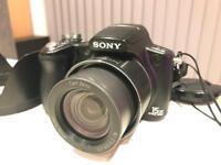 Sony cyber shot bridge camera DSC H50