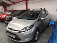 Gorgeous 2010 Ford Fiesta 1.2 petrol only 53000 miles great spec must be seen cheap to run