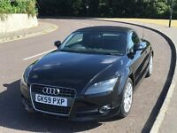 EXCELLENT CONDITION WITH FULL SERVICE HISTORY - CONVERTIBLE Audi TT 1.8 TFSI Roadster 2dr