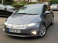 2006 HONDA CIVIC 1.8 MANUAL 6 SPEED NEW SHAPE
