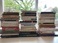 Large Collection French Language Books/Novels/Texts (mainly classics)