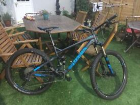 Marin Hawk Hill Mountain Bike - Size Medium