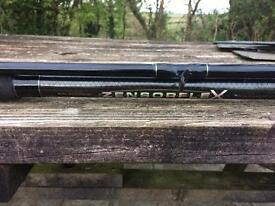 Ron Thompson - Zensorflex - beach caster fishing rod - 12' 4-8oz milti