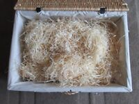 Brand New Wicker Hamper Basket