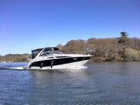 2012 Bayliner 315 Sports Cruiser (commissioned 2014)