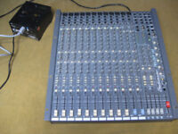 Studiomaster Trilogy 166 Mixer (REDUCED TO SELLL)