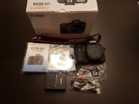 Used Canon 6D for sale (excellent condition)