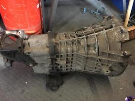 5 speed gearbox for 2.4 rwd transit