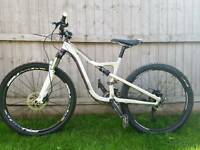 Specialized myka Comp Full suspension mountain bike