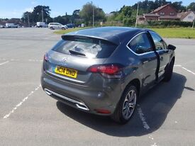 Citroen DS4 D Style 2.0 HDi, 2014, Diesel, Superb Car