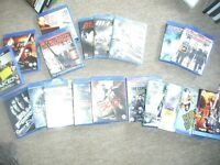 GAMES JOBLOT PS3 PS2 WI XBOX XBOX 360 BLU RAY DVD'S PSP PLAYSTATION