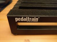 Pedaltrain novo 24 with hard case - Guitar Pedal Board