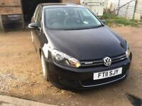VW Golf 1.6 TDI Blue motion