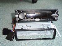 Sony CDX-G1100U Car Radio