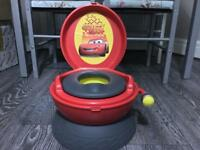 Cars 3 in 1 Potty Chair with sound effects