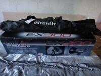 Photography Interfit EX 300 camera studio kit