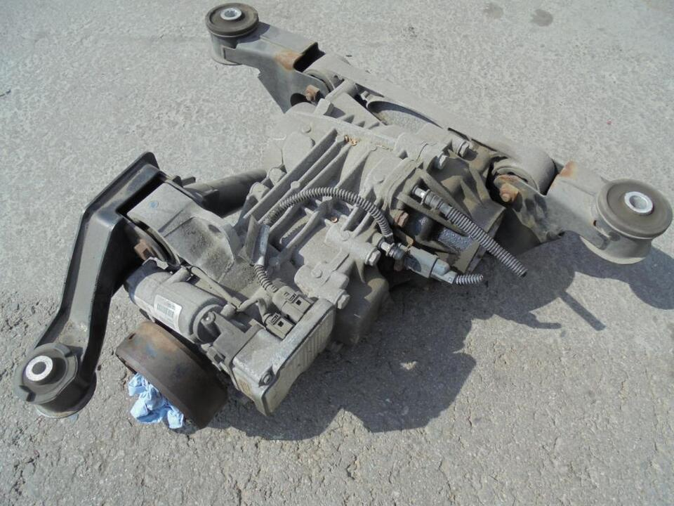 VW T5 2,0TDI 4Motion Differential 09N907554B Bj.2011 in