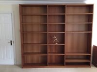 Large Molteni 505 Shelving unit
