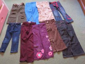 3-4 - 5 Girls Clothes Bundle