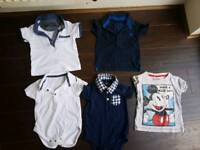 Boys 3 To 6 month NEXT Bundle