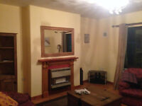 2 bedded flat central location dss hb considered