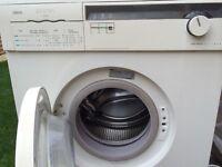 Zanussi jetsystem washing machine