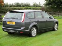 2010 FORD FOCUS 1.6 TDCI ECONETIC TURBO DIESEL ESTATE ### TWO OWNERS ### FULL SERVICE HISTORY ###