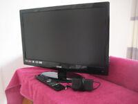 "LOGIC 24"" TV"