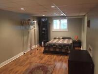 New Bright Basment Apartment Avail Oct 1 2015