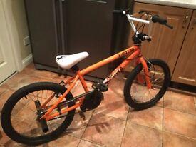 Kids 20 BMX bike