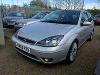 Focus St170 - VERY LOW MILES/OWNERS - FSH - HPI CLEAR