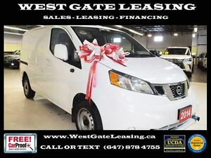 2014 Nissan NV200 S | AUTO | SAFETY & E-TESTED |