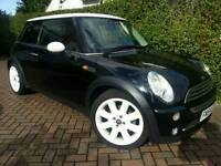 MINI COOPER 1.6 2004 54'REG**1 OWNER**PANORAMIC ROOF**MINT CONDITION**